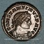 Coins Constantin I (307-337). Follis. Lyon, 1ère officine, 321. R/: autel surmonté d'un globe