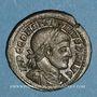 Coins Constantin I (307-337). Follis. Ostie, 2e officine. 312-313. R/: le Soleil