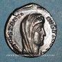 Coins Constantin I (307-337). Follis posthume. Antioche, 3e officine, 337-340. R/: Constantin