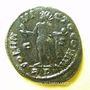 Coins Constantin I (307-337). Follis. Rome, 1ère officine, 315-316. R/: le Soleil