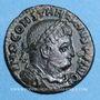 Coins Constantin I (307-337). Follis. Rome, 2e officine, 314-315. R/: le Soleil