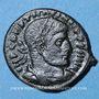 Coins Constantin I (307-337). Follis. Rome, 3e officine, 315-316. R/: le Soleil