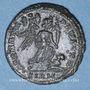 Coins Constantin I (307-337). Follis. Sirmium, 324-325. R/: Victoire marchant à dr.