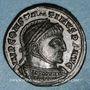 Coins Constantin I (307-337). Follis. Siscia, 1ère officine, 318-319. R/: deux Victoires debout