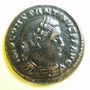 Coins Constantin I, (307-337).Follis. Trèves,1ère officine. 310-313. R/: le Soleil