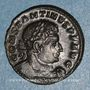 Coins Constantin I (307-337). Follis. Trèves, 1ère officine. 316. R/: le Soleil
