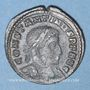 Coins Constantin I (307-337). Follis. Trèves, 313-315. R/: le Soleil