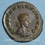 Coins Constantin II, césar (317-337). Follis. Londres, 1ère officine. 317. R/: Génie