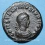Coins Constantin II césar (317-337). Follis. Thessalonique 2e officine, 318-319. R/: VOT.V/ MVLT.X/ CAESS