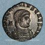 Coins Décence, césar (350-353). Maiorina. Arles, 2e officine (?). 351-352. R/: deux Victoires