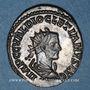 Coins Dioclétien (284-305). Antoninien. Lyon, 1ère officine, 287-289. R/: Jupiter