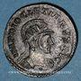 Coins Dioclétien (284-305). Antoninien. Lyon, 1ère officine, 290-291. R/: Jupiter