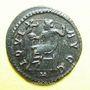 Coins Dioclétien (284-305). Antoninien. Lyon, 1ère officine, 292-294. R/: Jupiter