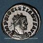 Coins Dioclétien (284-305). Antoninien. Lyon, 1ère officine, 292. R/: Jupiter