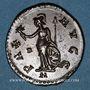 Coins Dioclétien (284-305). Antoninien. Lyon, 1ère officine, 293. R/: la Paix debout à gauche