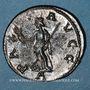 Coins Dioclétien (284-305). Antoninien. Lyon, 1ère officine, 294. R/: la Paix