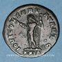 Coins Dioclétien (284-305). Antoninien. Rome, 1ère officine, 285-286. R/: Jupiter debout à gauche