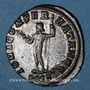 Coins Dioclétien (284-305). Antoninien. Rome, 2e officine, 285-286. R/: Jupiter debout à gauche