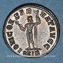 Coins Dioclétien (284-305). Antoninien. Rome, 2e officine, 286-293. R/: Jupiter