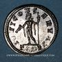 Coins Dioclétien (284-305). Antoninien. Ticinum, 3e officine, 285-286. R/: Jupiter