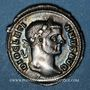Coins Dioclétien (284-305). Argenteus. Ticinum, 295