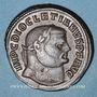 Coins Dioclétien (284-305). Follis. Antioche, 1ère officine, 300-301. R/: Génie debout à gauche