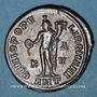 Coins Dioclétien (284-305). Follis. Antioche, 1ère officine, 300-301. R/: Génie