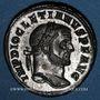 Coins Dioclétien (284-305). Follis. Aquilée, 1ère officine, 294. R/: Génie