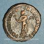 Coins Dioclétien (284-305). Follis. Carthage, 298-303. R/: Carthage