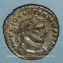 Coins Dioclétien (284-305). Follis. Londres, vers 300. R/: Génie