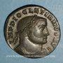 Coins Dioclétien (284-305). Follis. Lyon, 1ère officine. 301-303. R/: Génie