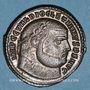 Coins Dioclétien (284-305). Follis. Nicomédie, 1ère officine, 303-304. R/: Génie tourelé