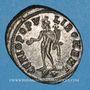 Coins Dioclétien (284-305). Follis. Rome, 4e officine. 299-300. R/: Génie