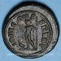 Coins Dioclétien (284-305). Quinaire. Rome, 285. R/: Jupiter