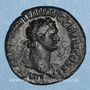 Coins Domitien (81-96). As. Rome, 85. R/: autel