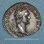 Coins Domitien (81-96). Denier. Rome, 92. R/: Pallas