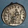 Coins Elagabale (218-222). Antoninien. Rome, 219. R/: la Fidélité