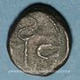 Coins Empire romain. Monnayage anonyme (vers 81-161). Quadrans