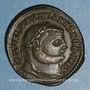 Coins Galère Maximien, césar (293-305). Follis. Antioche,1ere officine 300-301. R/: Génie