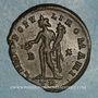 Coins Galère Maximien, césar (293-305). Follis. Trèves, 2e officine. 298-299. R/ Génie