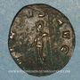 Coins Gallien (253-268). Antoninien. Milan, 263-264. R/: la Valeur