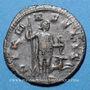 Coins Gallien (253-268). Antoninien. Milan, 264-26. R/: Diane debout à dr. R !