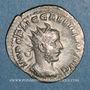Coins Gallien (253-268). Antoninien. Rome, 253-255. R/: la Concorde