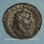 Coins Gallien (253-268). Antoninien. Rome, 257-258. R/: Gallien