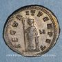 Coins Gallien (253-268). Antoninien. Rome, 8e officine. 265-267. R/: la Sécurité