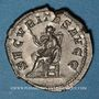 Coins Gordien I d'Afrique (238). Denier. Rome, 238. R/: la Sécurité