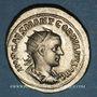 Coins Gordien III le Pieux (238-244). Antoninien. Rome, 238-239. R/: la Providence. Poids lourd !