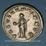 Coins Gordien III le Pieux (238-244). Antoninien. Rome, 238-239. R/: la Providence