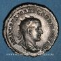 Coins Gordien III le Pieux (238-244). Antoninien. Rome, 238-239. R/: Victoire