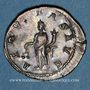 Coins Gordien III le Pieux (238-244). Antoninien. Rome, 239. R/: l'Equité